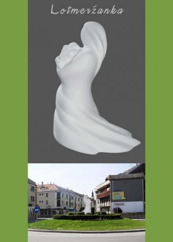 LOTMERŽANKA, 2010 fotomontaža